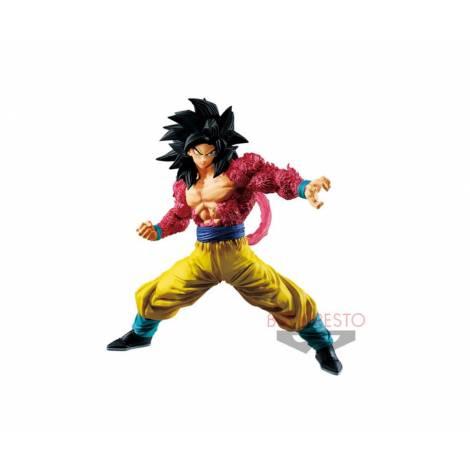 Banpresto Dragon Ball GT: Full Scratch - Super Saiyan 4 Son Goku Statue (81920)