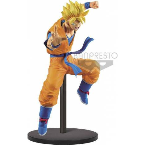 Banpresto Dragon Ball Legends Collab - Super Saiyan Son Gohan Statue (81805)