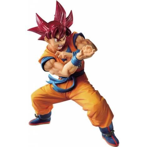 Banpresto Dragon Ball Super: Blood of Saiyans Special VI - Super Saiyan God Son Goku (17cm) (39652)