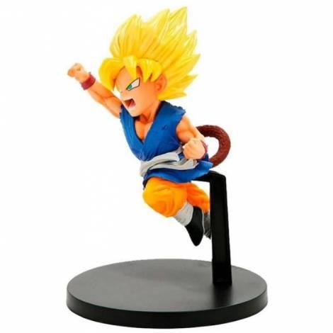 Banpresto Dragon Ball GT: Wrath of the Dragon Super Saiyan Goku Statue (13cm)