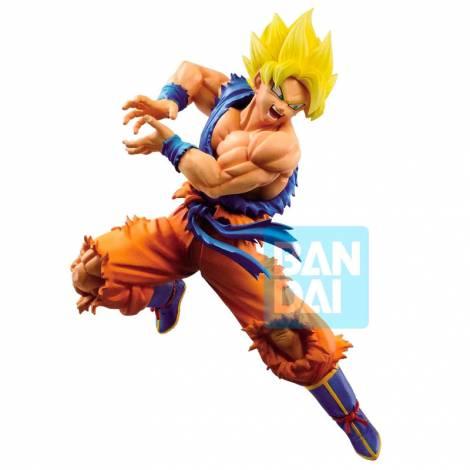 Banpresto Dragon Ball Super Saiyan Son Goku Z Statue (85191)