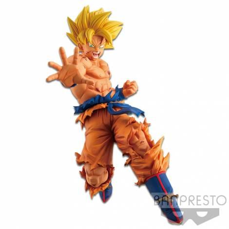 Banpresto DragonBall Super: Oyako Kamehameha - Son Goku Statue (Illustration Toyotaro) (16960)