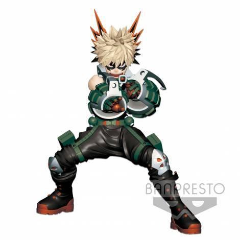Banpresto My Hero Academia: Enter The Hero - Katsuki Bakugo Statue (15.5cm) (82674)