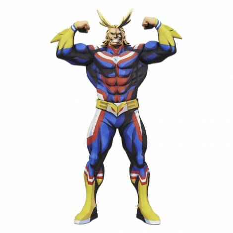 Banpresto My Hero Academia: Grandista Manga Dimensions - All Might (28cm) Statue (16114)
