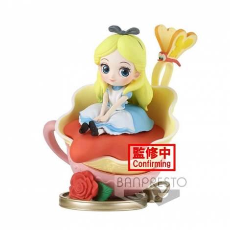 Banpresto Q Posket Stories Disney Characters Alice (Ver.B) (18114)