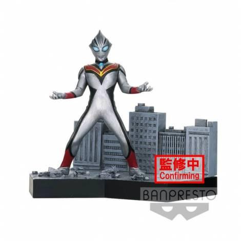Banpresto Ultraman Tiga Special Effects Stagement Ultraman Tiga #44 (B:Evil Tiga) (18058)