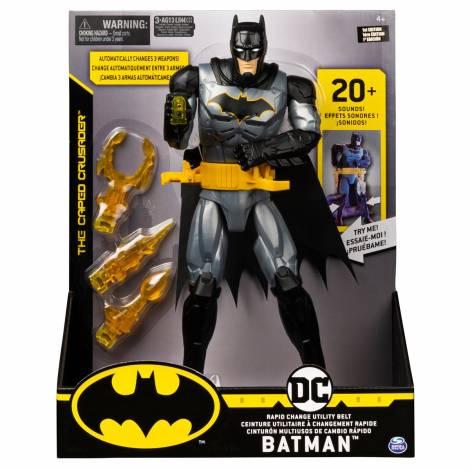 Spin Master Batman with Rapid Change Utility Belt (6055944)