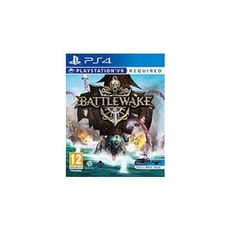 BATTLEWAKE VR (PS4)