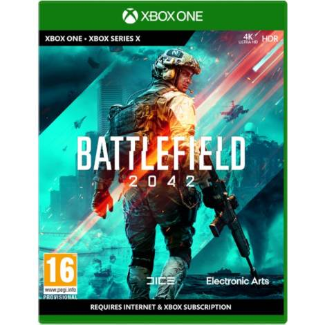 BATTLEFIELD 2042 Με Preorder Bonus (Xbox One)