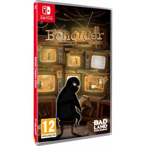 Beholder Complete Edition (Nintendo Switch)