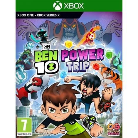 Ben 10 Power Trip (Xbox One)