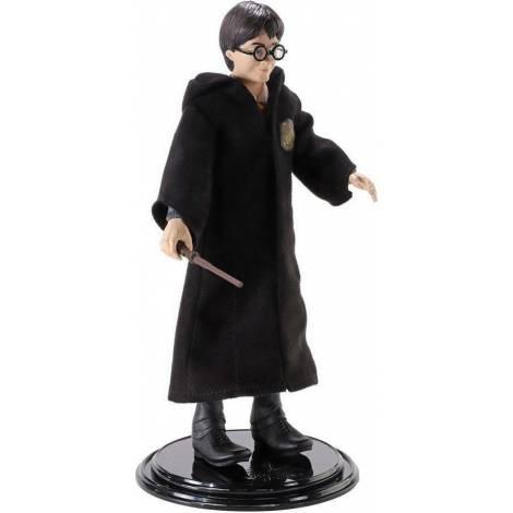 BendyFigs Harry Potter  - Φιγούρα  Harry Potter (19cm)  NN7366