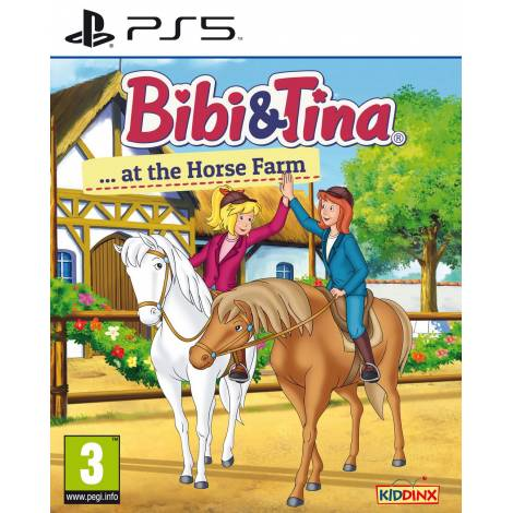 Bibi & Tina at the Horse Farm (PS5)