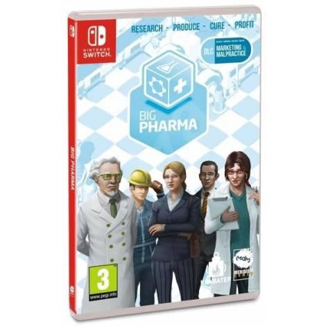 Big Pharma - Special Edition (Nintendo switch)
