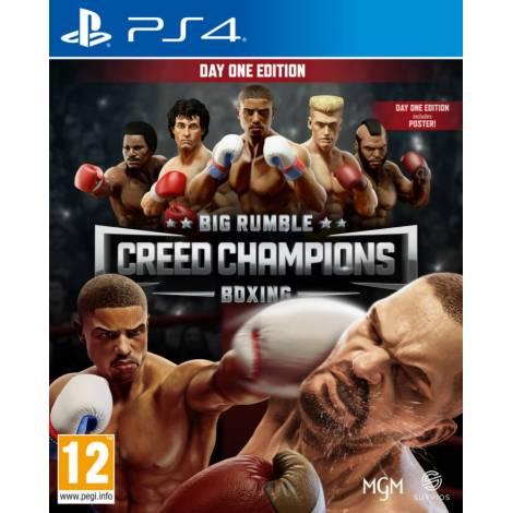 Big Rumble Boxing: Creed Champions (Day 1 Edition) (PS4)