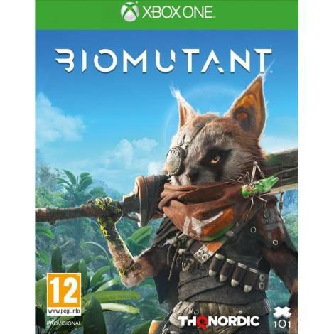Biomutant (Xbox One, Series X)