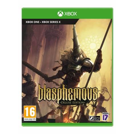 Blasphemous Deluxe Edition (Xbox One/Xbox Series X)