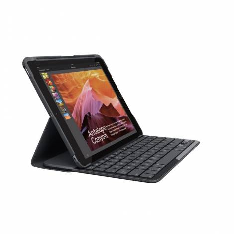 Bluetooth Folio Keyboard Case (Θήκη)  LOGITECH iPAD 5th UK