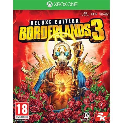 Borderlands 3: Deluxe Edition (Xbox One)