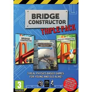 Bridge Constructor Triple Pack Collection (PC)