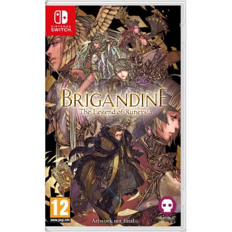 Brigandine (Nintendo Switch)
