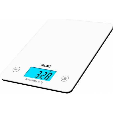 Bruno Ψηφιακή Ζυγαριά Κουζίνας 10kg (BRN-0007)