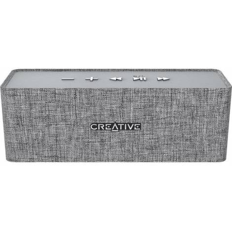 Creative Speaker Nuno Portable Bluetooth Heather Grey (51MF8270AA001)