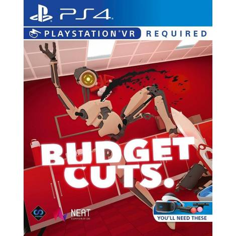 Budget Cuts (Ps4) (Vr Required)