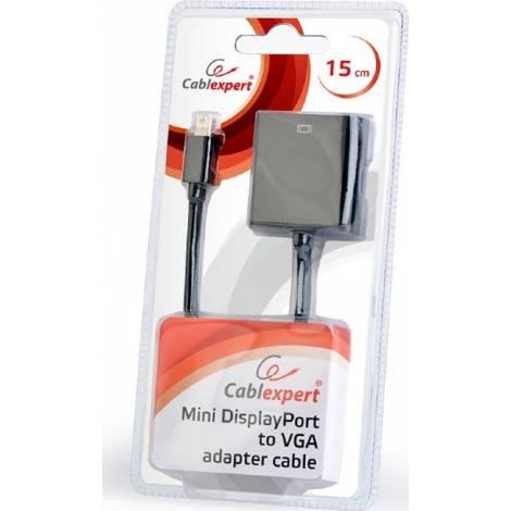 Cablexpert mini DisplayPort male - VGA female (AB-MDPM-VGAF-02)