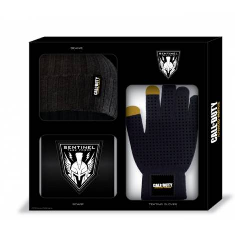 Call Of Duty Advanced Warfare - Cold Weather Pack (Inc. Beanie, Scarf & Gloves)