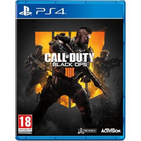 Call of Duty Black Ops 4 IIII (PS4)