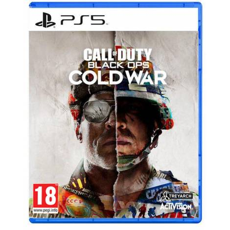 Call of Duty : Black Ops Cold War pre-order Aφίσα Α2 (PS5)