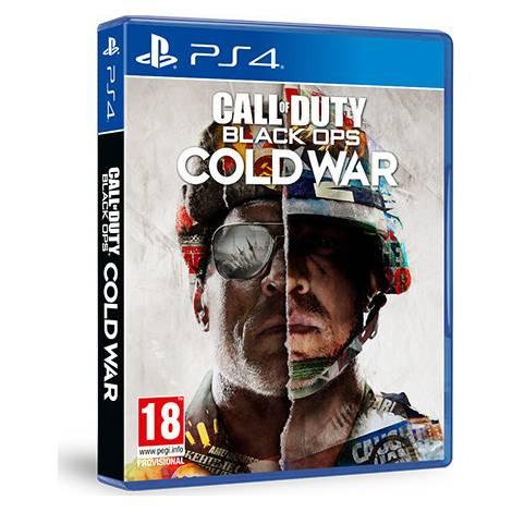 Call of Duty : Black Ops Cold War  pre-order Aφίσα Α2    (PS4)