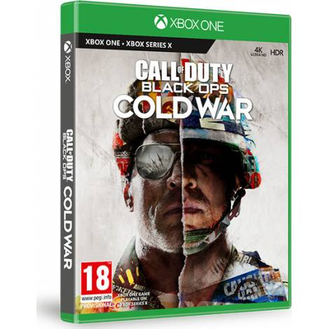 Call of Duty : Black Ops Cold War (Xbox One, XBOX SERIES X)