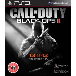 Call of Duty: Black Ops II (PS3)