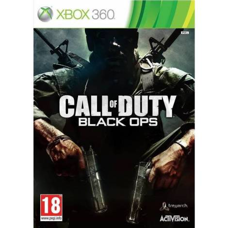 Call of Duty Black OPS (XBOX 360 , XBOX ONE)