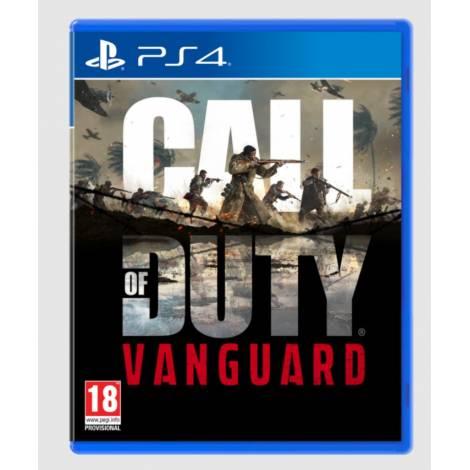 Call of Duty: Vanguard (με pre-order bonus) + Open Beta Access (PS4)
