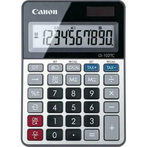 CANON Αριθμομηχανή LS-103TC - Ασημί
