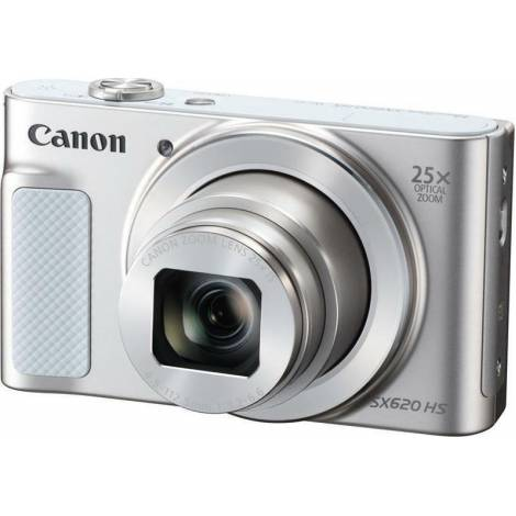 Canon Powershot SX620 HS - κάμερα Compact - Λευκό (AJ1073C002AA)