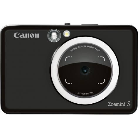 CANON ZOEMINI S ZV123 - Instant Digital Camera - Matte Black (Μαύρο)