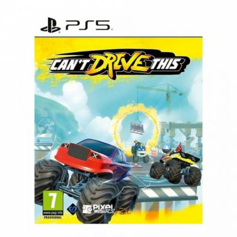 Can`t Drive This (PS5)