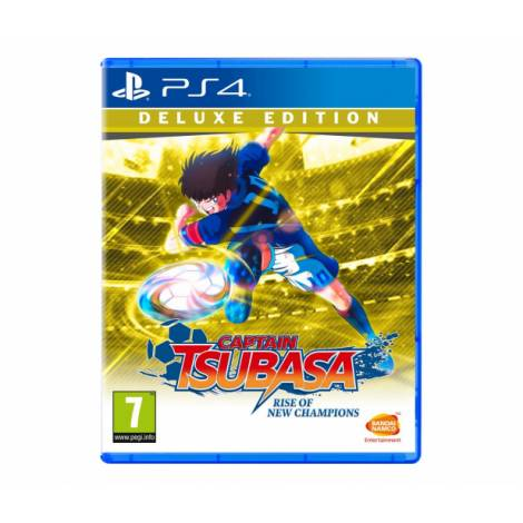 Captain Tsubasa Rise of New Champions Deluxe Edition  (PS4)