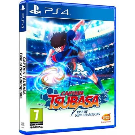 Captain Tsubasa - Rise of New Champions (PS4)