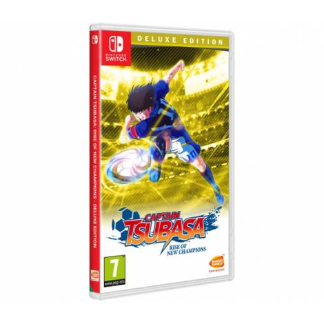 Captain Tsubasa: Rise of the New Champions Deluxe Edition (Nintendow Switch)