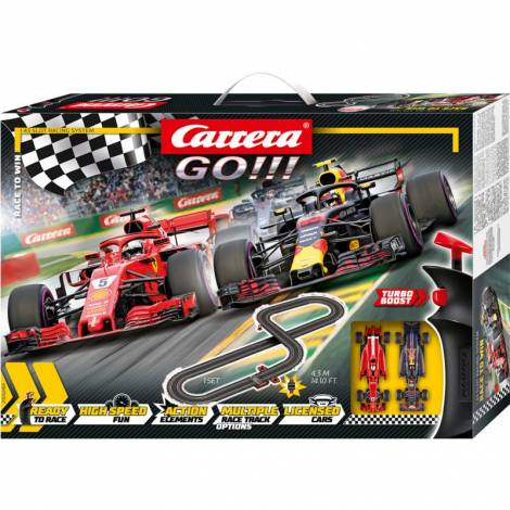 Carrera GO SET: Race to Win - 1:43 (20062483)