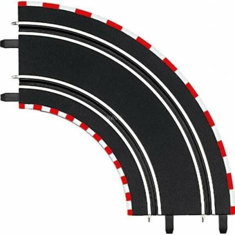 Carrera GO!!I Slot Accessories - Kurve 1 / 90 Grad (20061603)