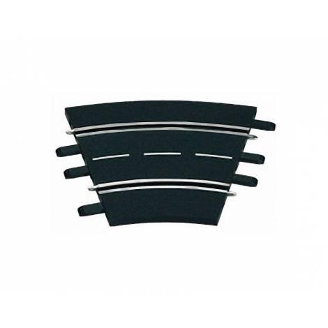 Carrera Slot Accessories - Digital 124/132/Evolution 1:24 - Speed Curve 1/30° (6) (20020577)