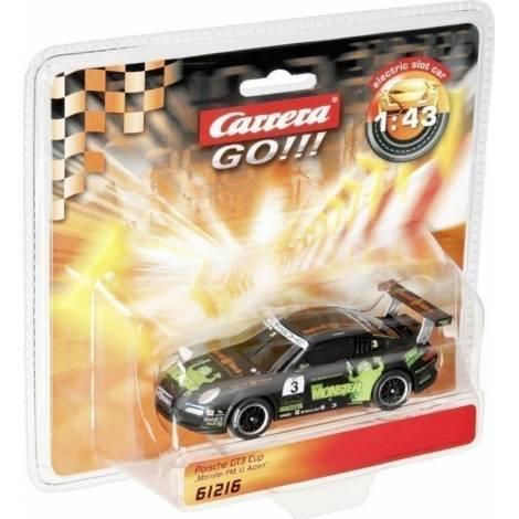 Carrera Slot Accessories - Go!! - Porsche GT3 Cup