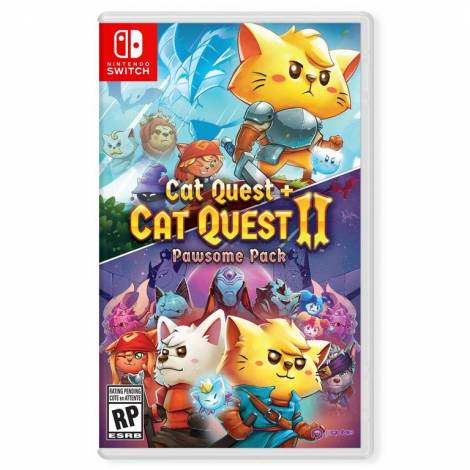 Cat Quest 2 - Pawsome Pack (1 & 2) (Nintendo Switch)
