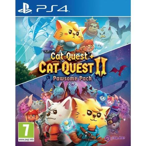 Cat Quest 2 Pawsome Pack (Cat Quest 1 + 2) (PS4)